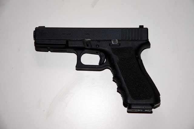 Glock 17 Gen. 4 Kaliber 9mm Luger