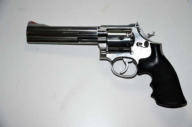 S & W Model 656 Kaliber .357 Magnum