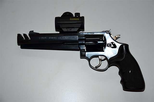 Taurus Trophy Match Kaliber 357 Magnum
